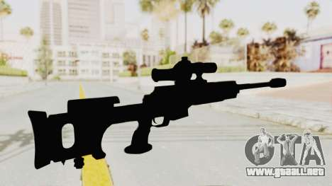 JNG90 para GTA San Andreas tercera pantalla