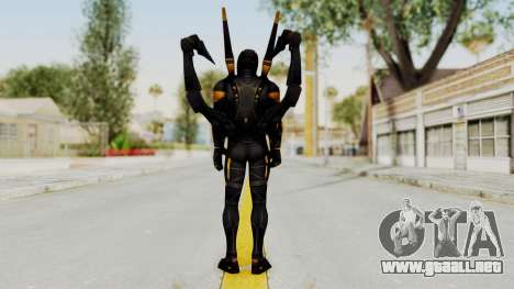 Marvel Future Fight - Yellowjacket para GTA San Andreas tercera pantalla
