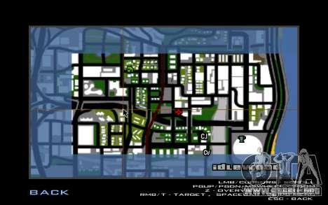 Ferrari Wall Graffiti para GTA San Andreas tercera pantalla