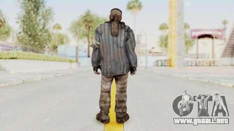 COD BO Reznov Vorkuta para GTA San Andreas tercera pantalla