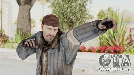 COD BO Reznov Vorkuta para GTA San Andreas