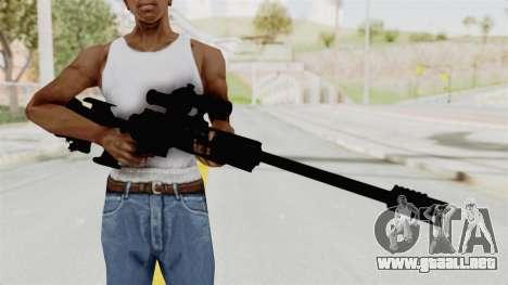 Longbow-DMR para GTA San Andreas