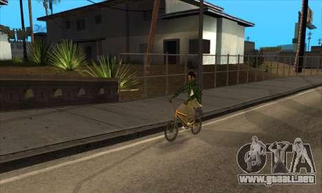 Actualizado el tráfico para GTA San Andreas quinta pantalla