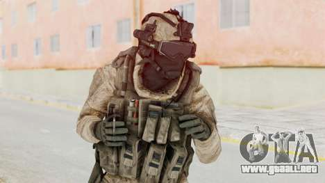 COD MW2 Shadow Company Soldier 2 para GTA San Andreas
