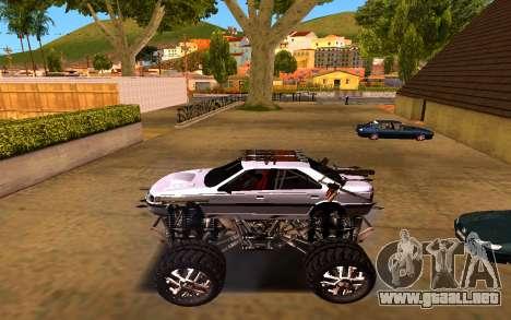 Peugeot Persia Full Sport Monster para GTA San Andreas left