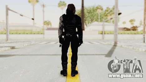 Captain America Civil War - Winter Soldier para GTA San Andreas tercera pantalla
