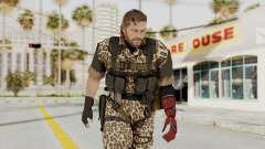 MGSV The Phantom Pain Venom Snake No Eyepatch v8 para GTA San Andreas