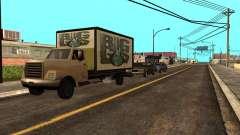 Actualizado el tráfico para GTA San Andreas