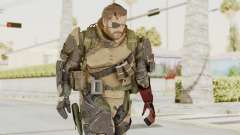 MGSV Phantom Pain Venom Snake Battle Dress para GTA San Andreas