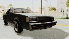 Buick Regal 1986 para GTA San Andreas