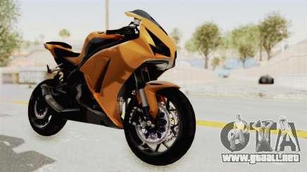 Honda CBR1000RR High Modif para GTA San Andreas