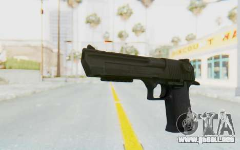 Assault Desert Eagle para GTA San Andreas