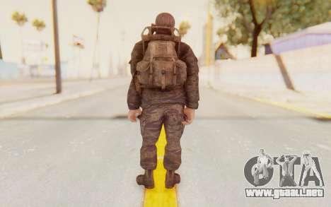 COD BO Mason Vietnam para GTA San Andreas tercera pantalla