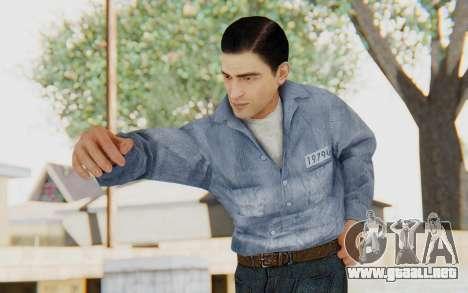 Mafia 2 - Vito Scaletta Prison Short Hair para GTA San Andreas