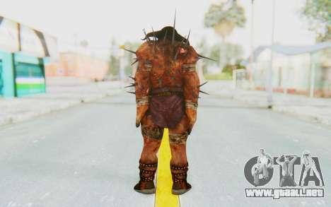Hades v1 para GTA San Andreas tercera pantalla