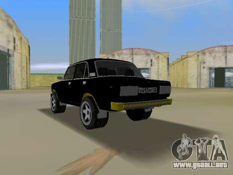 VAZ 2105 para GTA Vice City left