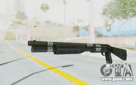 APB Reloaded - Colby CSG 20 para GTA San Andreas