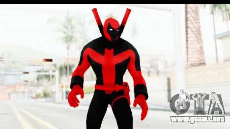Marvel Heroes - Deadpool (Ultimate) para GTA San Andreas