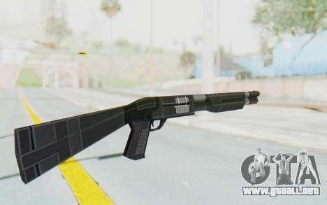 APB Reloaded - Colby CSG 20 para GTA San Andreas segunda pantalla
