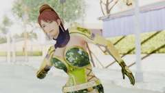 Dynasty Warriors 7 - Lian Shi v2 para GTA San Andreas
