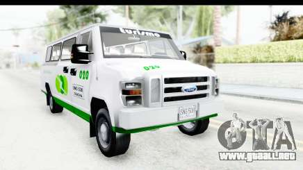 Ford Econoline 150 para GTA San Andreas