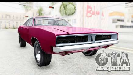 Dodge Charger 1969 Racing para GTA San Andreas