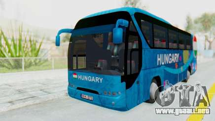 Neoplan Euro 2016 Hungarian Bus para GTA San Andreas