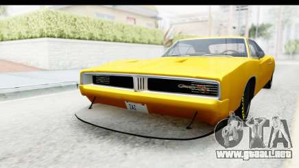 Dodge Charger 1969 Max Speed para GTA San Andreas