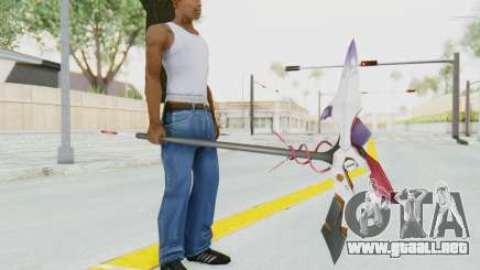 Levia Weapon para GTA San Andreas
