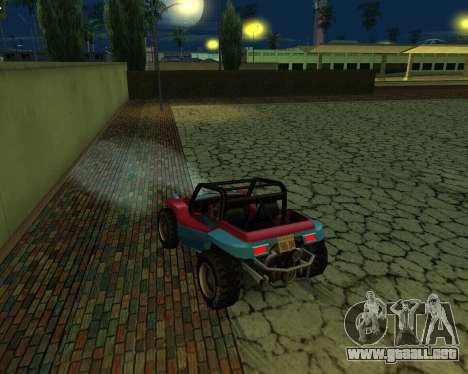 La Nueva Estación para GTA San Andreas tercera pantalla