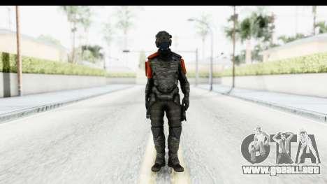 Homefront The Revolution - KPA v5 Camo para GTA San Andreas segunda pantalla