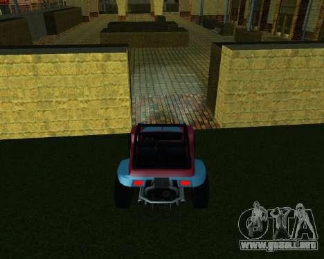 La Nueva Estación para GTA San Andreas sexta pantalla