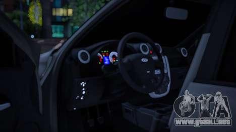 Lada 2190 (Granta) Sport para GTA San Andreas vista hacia atrás