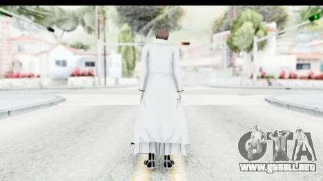Bleach - Aizen para GTA San Andreas tercera pantalla