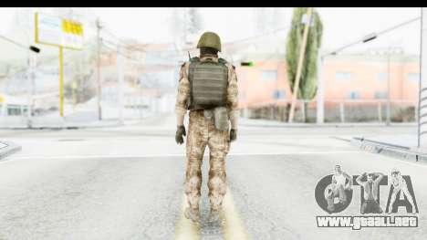 Global Warfare Turkey para GTA San Andreas tercera pantalla