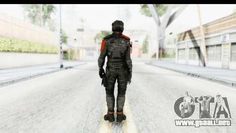 Homefront The Revolution - KPA v5 Camo para GTA San Andreas tercera pantalla