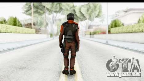 Homefront The Revolution - KPA v4 Red para GTA San Andreas tercera pantalla