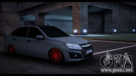 Lada 2190 (Granta) Sport para GTA San Andreas