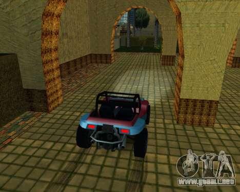 La Nueva Estación para GTA San Andreas