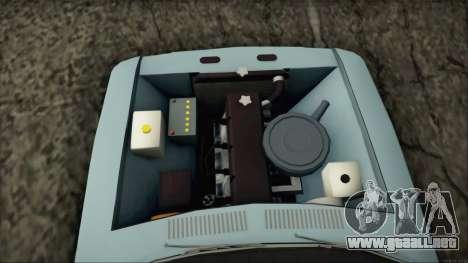 GAZ 3102 temprano para la visión correcta GTA San Andreas
