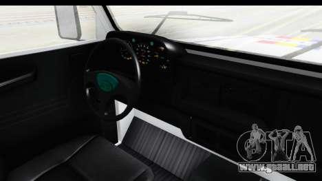 Aro 243 1996 Police para visión interna GTA San Andreas