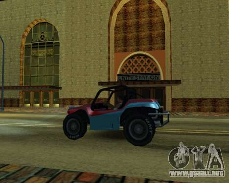 La Nueva Estación para GTA San Andreas séptima pantalla