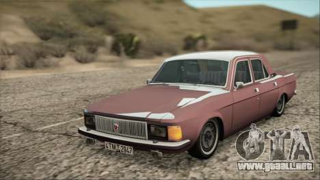 GAZ 3102 temprano para GTA San Andreas