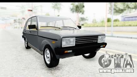 Fiat 131 Panorama para GTA San Andreas