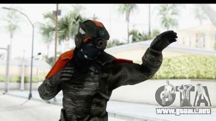 Homefront The Revolution - KPA v5 Camo para GTA San Andreas