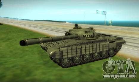 T-72, Modificado para GTA San Andreas left