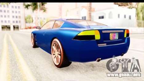 GTA EFLC TBoGT F620 v2 para la visión correcta GTA San Andreas