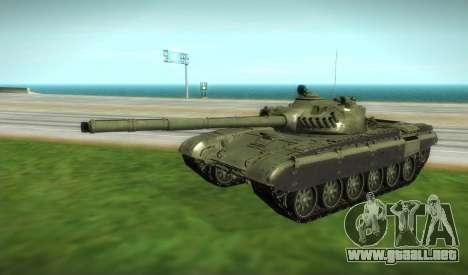 T-72, Modificado para la visión correcta GTA San Andreas