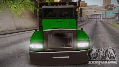 GTA 4 HVY Biff para la visión correcta GTA San Andreas