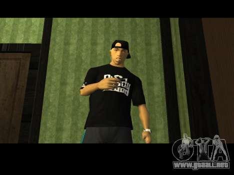 White CJ v3 Improved para GTA San Andreas quinta pantalla